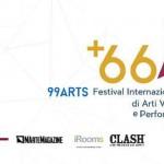 """""""+66"""": la seconda tappa del """"Festival Internazionale di Arti Visive e Performative 99Arts"""", 23 e 24 settembre 2016, Roma"""