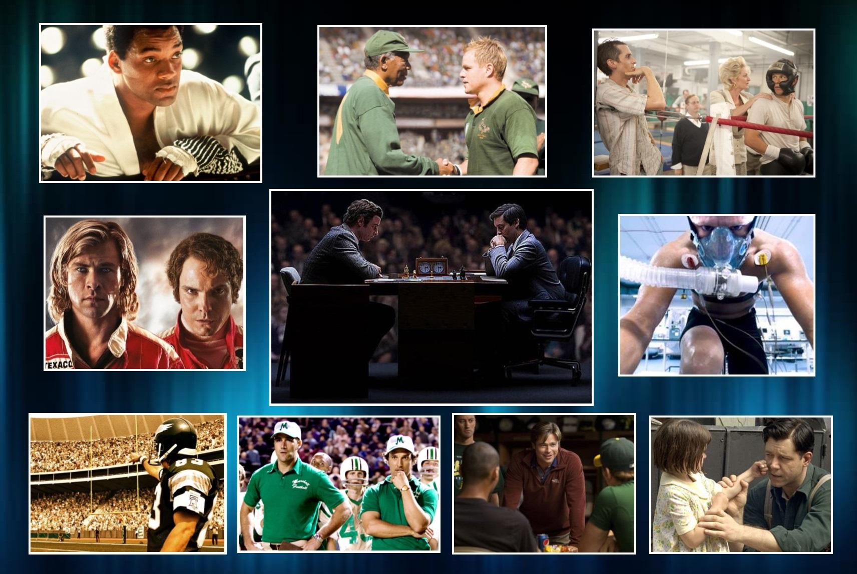 Cinema e sport: la classifica dei 10 film ispirati a storie vere