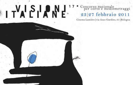 """""""Visioni Italiane"""" – una ribalta per i registi del futuro 23-27 febbraio 2011"""