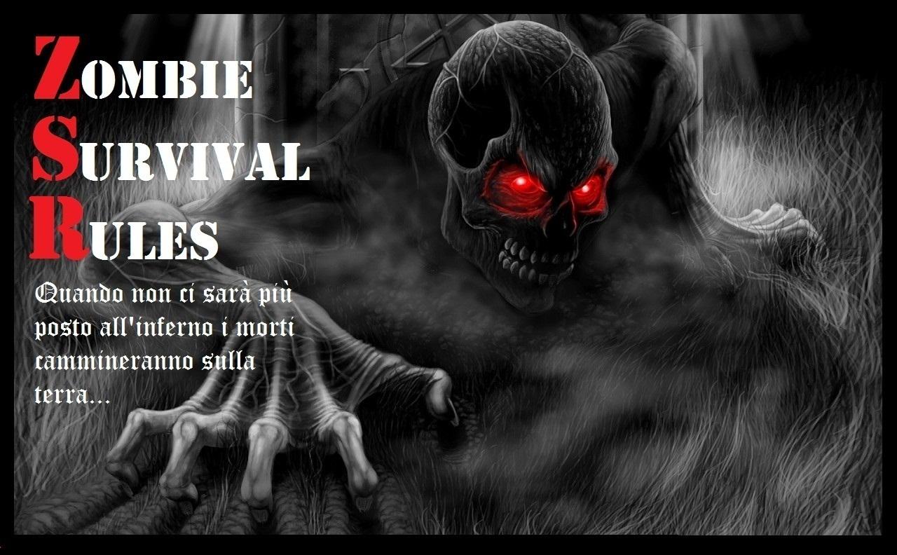 """Intervista di Alessia Mocci ed Alessio Ω Grassi ed al suo blog """"Zombie Survival Rules"""""""