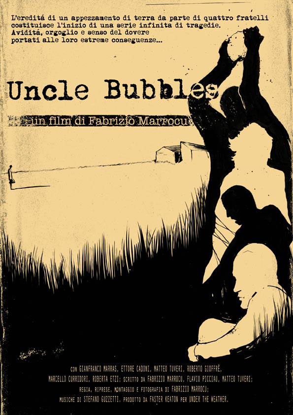 """Uncle Bubbles"" a Berlino, rassegna cinematografica ""Cinema sardo a Berlino"", 3 aprile 2011"