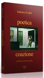 """Pagina 24 di """"Poetica Coazione"""", poesia di Federico Li Calzi"""
