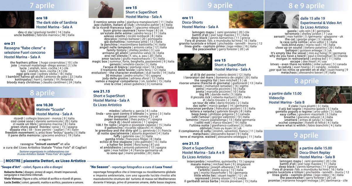 Skepto International Film Festival, Cagliari, dal 7 al 9 aprile 2011