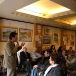 """Resoconto dell'inaugurazione della mostra d'arte e poesia """"Sul filo dell'amicizia"""", Felina – Reggio Emilia, sino al 27 maggio"""