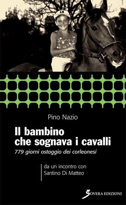 """Presentazione de """"Il bambino che sognava i cavalli"""" di Pino Nazio, 16 maggio 2011, Salone Internazionale del Libro di Torino"""