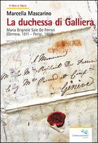 """Presentazione del libro """"La duchessa di Galliera"""" mercoledì 18 maggio a Genova"""