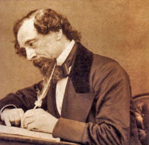 """""""Immagini lontane"""" di Charles Dickens tratto da """"David Copperfield"""""""