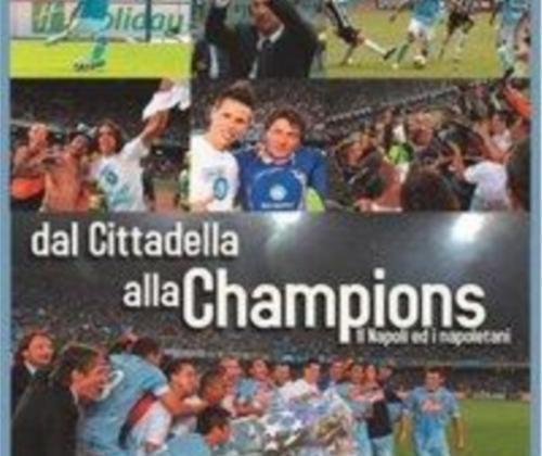 """Presentazione de """"Dal Cittadella alla Champions. Il Napoli e i napoletani"""",  22 giugno 2011, Napoli"""