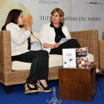 """Resoconto della presentazione de """"Dizionario di una golosa"""" di Nadia Turriziani, Latina"""
