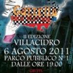 """""""Gazzello Rock Festival"""", all music, sabato 6 agosto 2011 a Villacidro (VS)"""