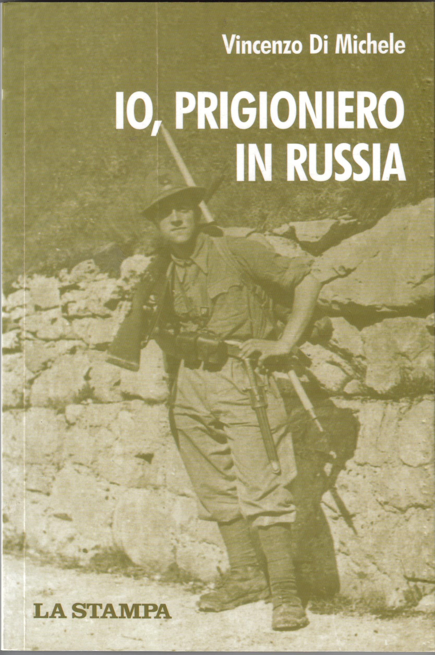 """Intervista della radio """"La voce della Russia"""" a Vincenzo Di Michele ed al suo """"Io, prigioniero in Russia"""""""