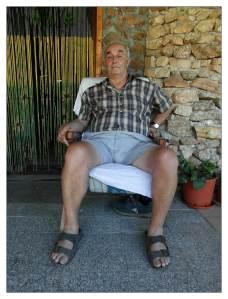 """Presentazione del libro """"Nato all'inferno"""" di Gregu Mario, 12 settembre, Luras(SS)"""