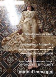 """""""Moto d'immagini"""", esposizione fotografica, 20 settembre – 3 ottobre, Sassari"""