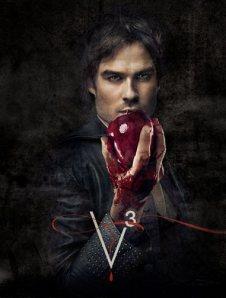 """""""The Vampire Diaries"""": Third Season 22 nuovi episodi di una seria diventata un icona di una nuova generazione."""