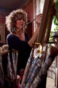 """Mostra """"Angeli"""" di Anna Corsini, dal 19 novembre all'11 dicembre 2011, Modena"""