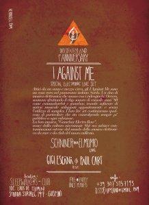 """I Against Me"" Live allo SleepWalkers Club, 26 novembre 2011, Guspini (VS)"