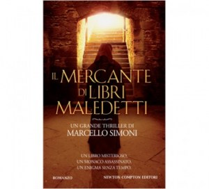 """Marcello Simoni a """"Sorsi di Libri e Snack di autori"""", 1 dicembre 2011, Voodoo Arci Club, San Giuseppe di Comacchio"""