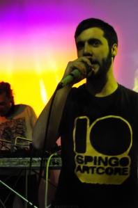 """Resoconto del concerto di """"Kaizer"""" + """"The Strangers"""" + """"El Raton"""" + """"Enigma"""" + """"DJ Slait"""" + """"Salmo"""" + """"DJ Yodha"""" al Linea Notturna, Cagliari"""