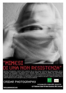 """""""Mimesi di una non resistenza"""", mostra di Alessandra Cridar, Cagliari dall'8 dicembre al 4 gennaio 2012"""
