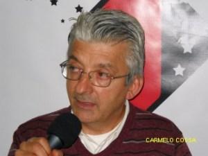"""Intervista di Alessia Mocci a Carmelo Cossa ed al suo """"La voce del silenzio"""""""