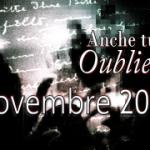 """Poesie finaliste del Concorso Nazionale Letterario """"Anche tu su Oubliette – mese di novembre 2011"""""""