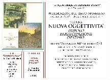 """Presentazione de """"Nuova Oggettività Popolo Partecipazione Destino"""", 30 gennaio 2012, Milano"""