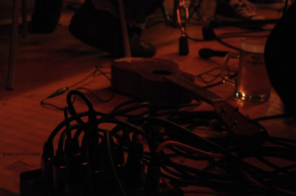 Resoconto del concerto dei Takoma al Fabrik, Cagliari