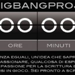 """""""BigBangProject"""": un inizio per mille storie ed un perfetto romanzo – regolamento"""