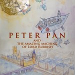 """Interview of Giuseppe Giulio to Max J. Aldridge and his """"Peter Pan and the Amazing machine of Lord Rubbish"""""""