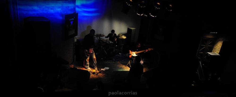 Resoconto del concerto di Threesome + Desert Hype + Anima Di Legno al Linea Notturna, Cagliari