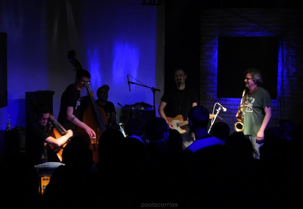 Resoconto del concerto di Squarcicatrici al Linea Notturna, Cagliari