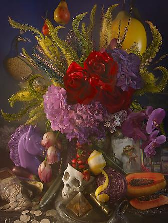 """Earth Laughs Flowers"": David Lachapelle sino al 24 marzo a Milano"