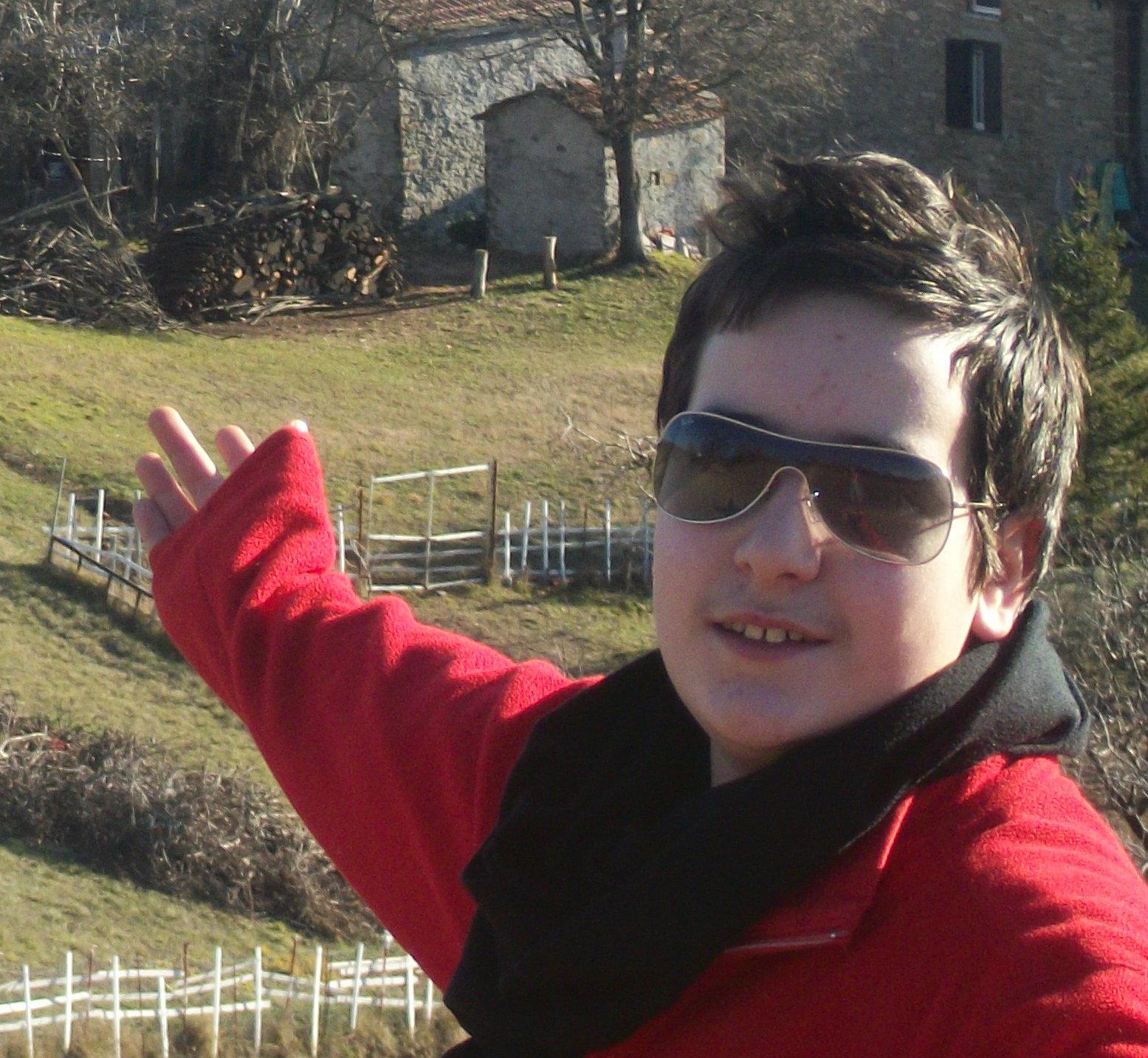 """Intervista di Alessia Mocci a Davide Marzolini Los ed al suo """"Il lavoro di Don Roscolo Locatelli"""""""