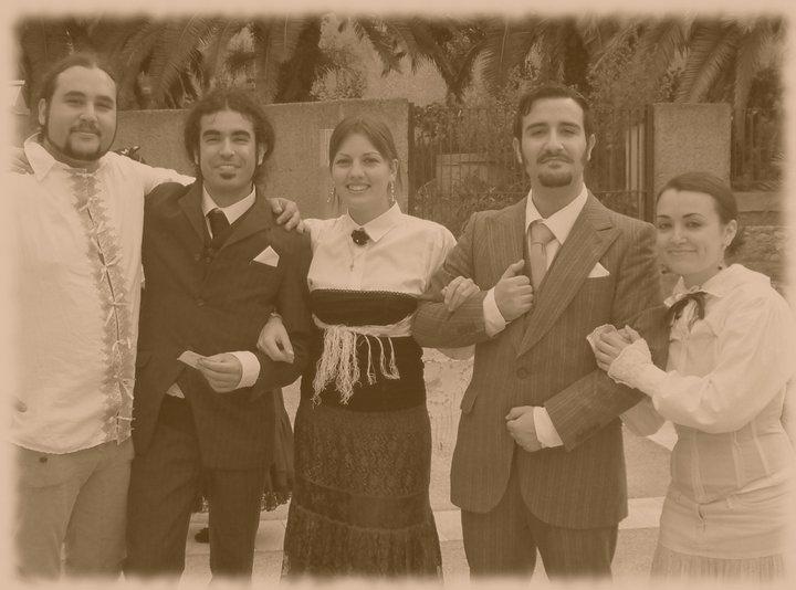 """II edizione della """"Grande Jatte"""" Pic nic Vittoriano Steampunk – domenica 20 maggio 2012, Cagliari"""