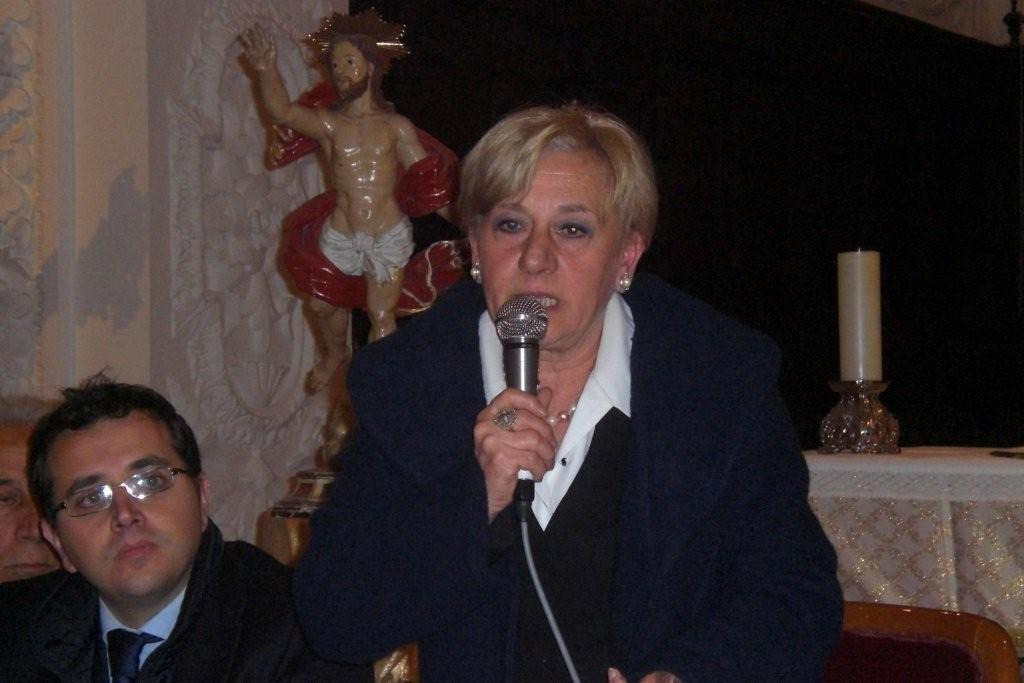 """Intervista di Alessia Mocci a Marisa Provenzano ed al suo """"Baliva"""""""