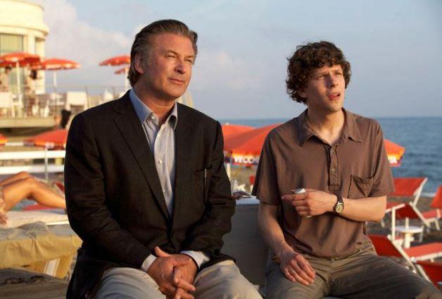 """""""To Rome with love"""", nuovo film di Woody Allen con Roberto Benigni"""