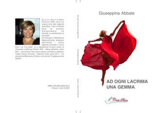 """Prefazione """"Ad ogni lacrima, una gemma"""" di Giuseppina Abbate  a cura di Marzia Carocci"""