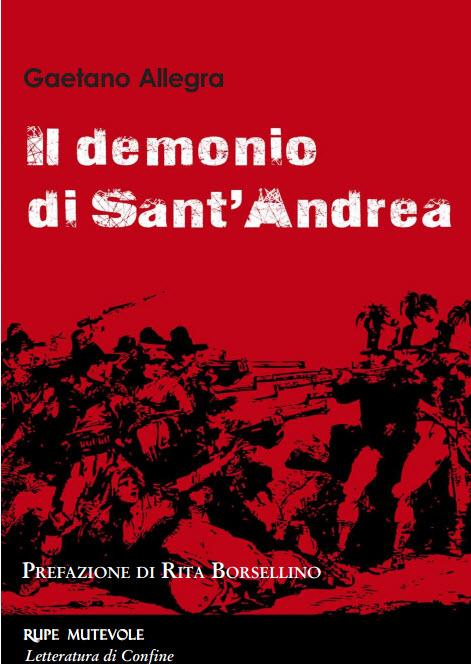 """Presentazione de """"Il demonio di Sant'Andrea"""" di Gaetano Allegra, 20 aprile 2012, Varese"""