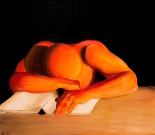 Essere poeti è faticoso, ovvero porti sulle spalle il peso del mondo – di Ninnj Di Stefano Busà