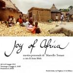 """""""Joy of Africa"""" mostra personale di Marcello Tomasi, dal 4 al 6 maggio, Milano"""