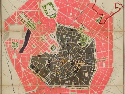 Il piano regolatore di Cesare Beruto: uno sguardo sul passato, un suggerimento per il futuro, dal 10 al 20 maggio 2012, Milano