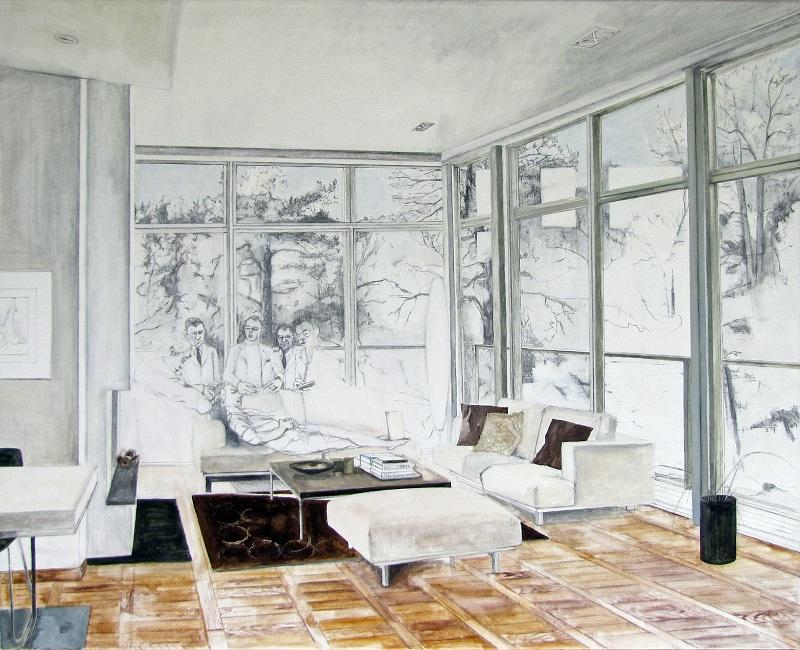 """Inaugurazione """"Galleria Clou – Circolo d'arte contemporanea"""" a Ragusa, 9 giugno 2012"""