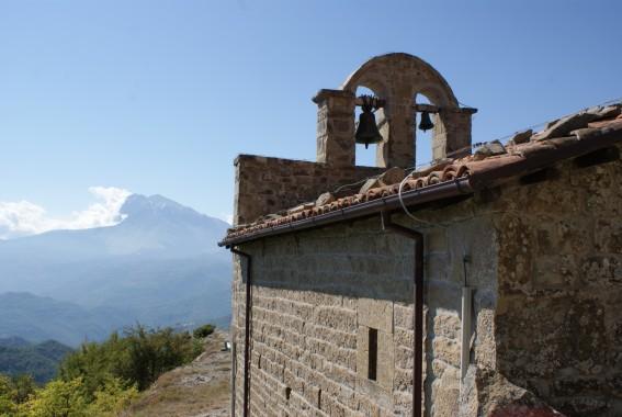 Chiesa di Santa Maria della Tibia a Crognaleto