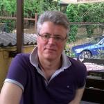 """Intervista di Pietro De Bonis a Giorgio Micheli ed al suo """"I peschi in fiore"""""""