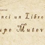 """Mini concorso poetico """"Vinci un libro con Rupe Mutevole"""", dal 7 al 14 maggio 2012"""