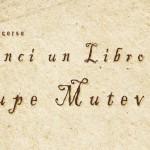"""Mini concorso poetico """"Vinci un libro con Rupe Mutevole"""", dal 21 al 28 maggio 2012"""