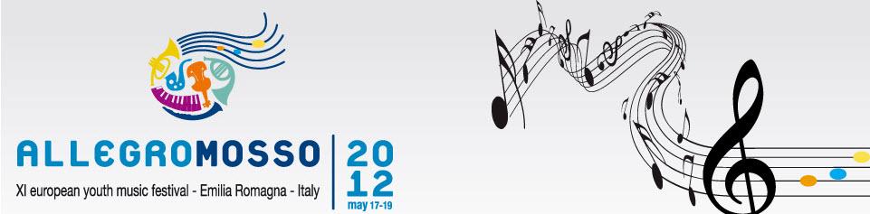"""Undicesima edizione de """"Allegromosso"""" Festival europeo delle scuole di musica, dal 17 al 19 maggio"""