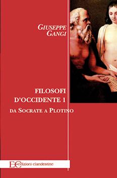 Giuseppe Gangi ed i suoi due saggi filosofici sulla cultura del pensiero occidentale