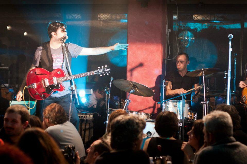 """""""With Us"""" nuovo album del Rufus Party, recensione di Daniele Mei"""
