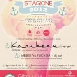 """""""La bella stagione"""" Summer Music Fest, dal 23 giugno al 28 luglio 2012, Torre Annunziata"""